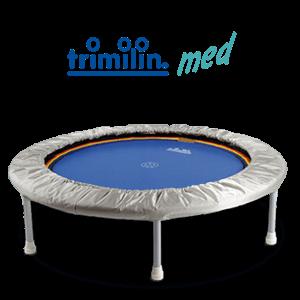 minitrampolin med f r sport und reha trimilin trampolin. Black Bedroom Furniture Sets. Home Design Ideas