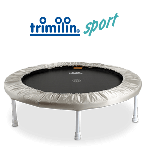 trimilin sport minitrampolin f r aerobic workout. Black Bedroom Furniture Sets. Home Design Ideas