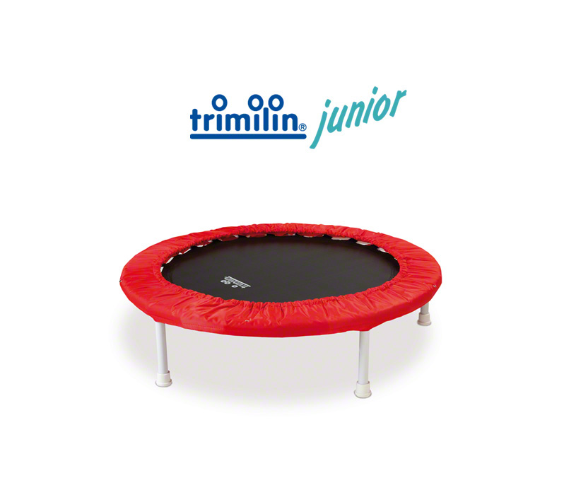 trimilin junior trampolin ideal f r kleine kinder versandkostenfreie lieferung. Black Bedroom Furniture Sets. Home Design Ideas