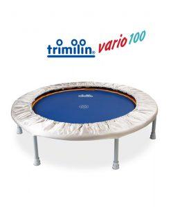 Minitrampolin Vario 100 mit Randbezug und Vario System