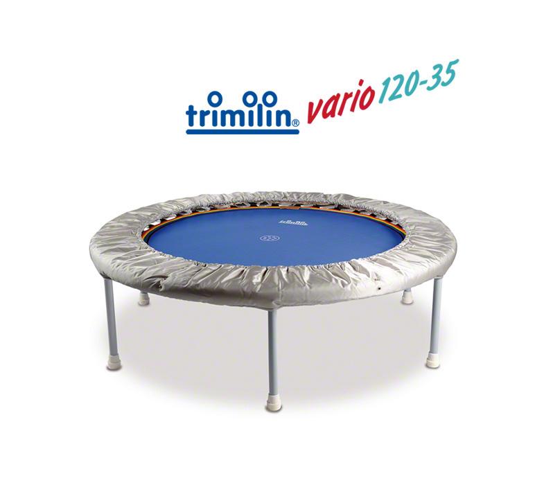 trimilin vario 120 35 trampolin jetzt online bestellen versandkostenfreie lieferung. Black Bedroom Furniture Sets. Home Design Ideas