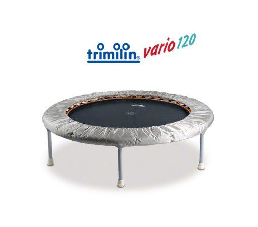 Minitrampolin Vario 120 mit Randbezug und Vario System