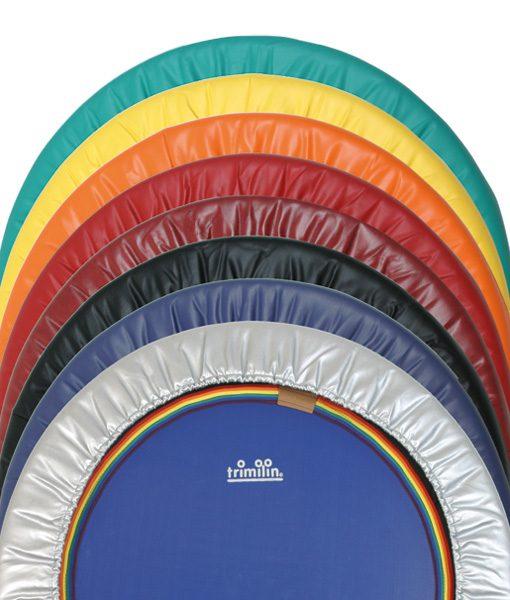 Trampolin Trimilin Randbezug Farben