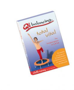 Trampolin Training DVD Qibalancing