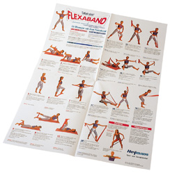 gymnastikband-flexaband-trainings-poster