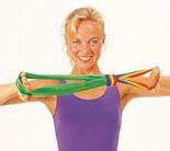 Gymnastikband-flexafix