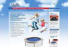 trimilin trampoline