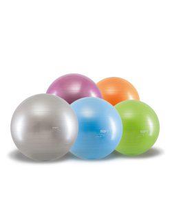 Gymnastikball Flexaball in verschiedenen Farben