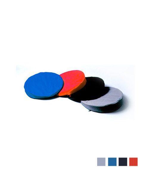 Keilkissen rund in verschiedenen Farben - Gutes Sitzen ohne Rückenschmerzen