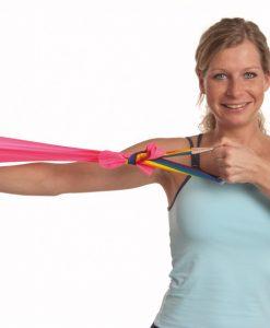 Flexafix für das Gymnastikband, die praktische Griffschlaufe