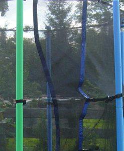 Schaumstoff für Stangen Sicherheitsnetz am Gartentrampolin Trimilin fun